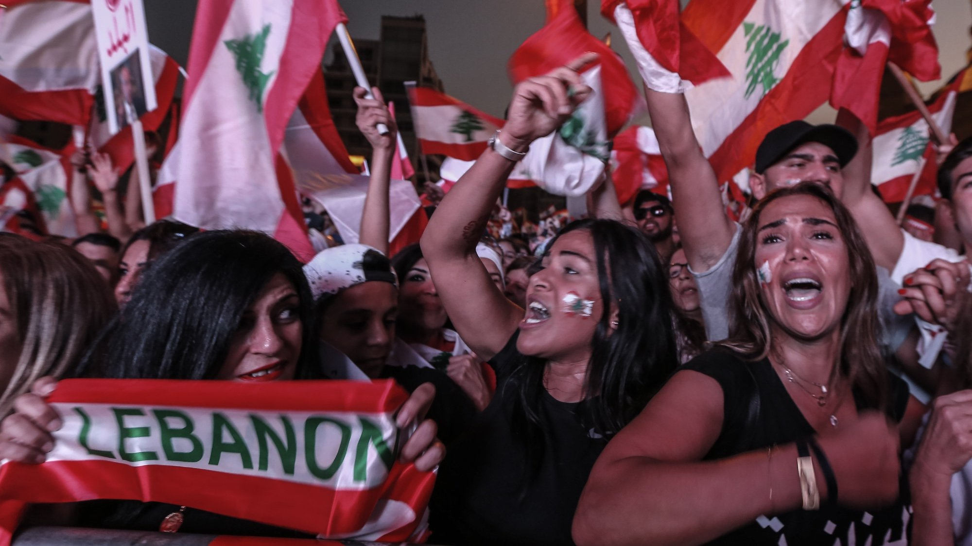 Lebanon On The Verge Of Collapse Israel Today