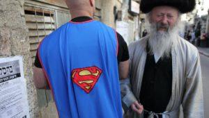 Are All Superheroes Jewish?