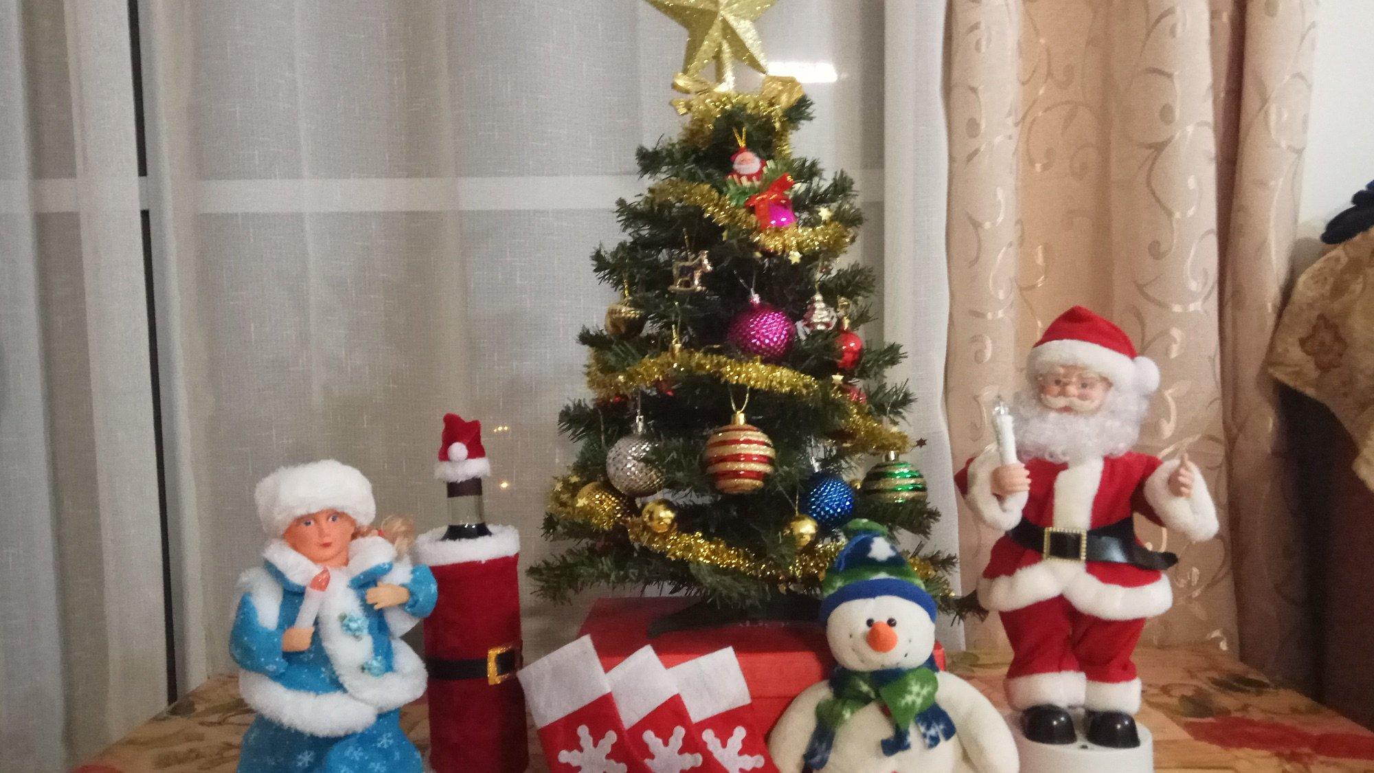 Orthodoxen Weihnachten