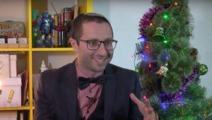 Orthodox Jews and Christmas Trees