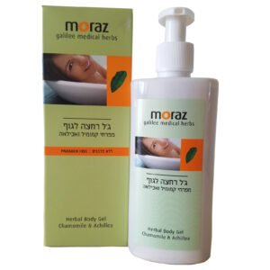 "MORAZ shower gel ""Chamomile & Achillea"""