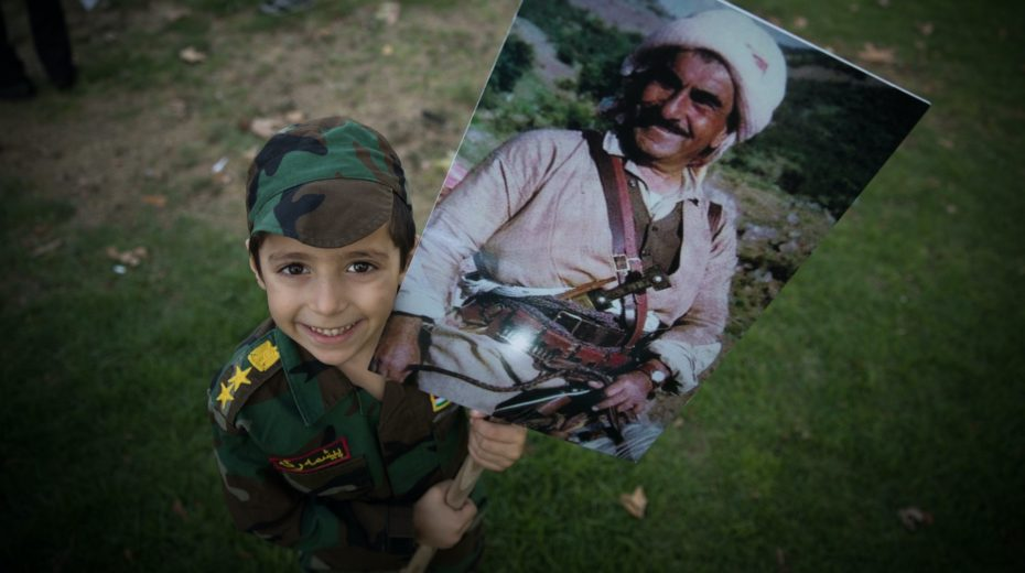 The Kurdish people, despite being Muslims, genuinely love Israel and the Jews