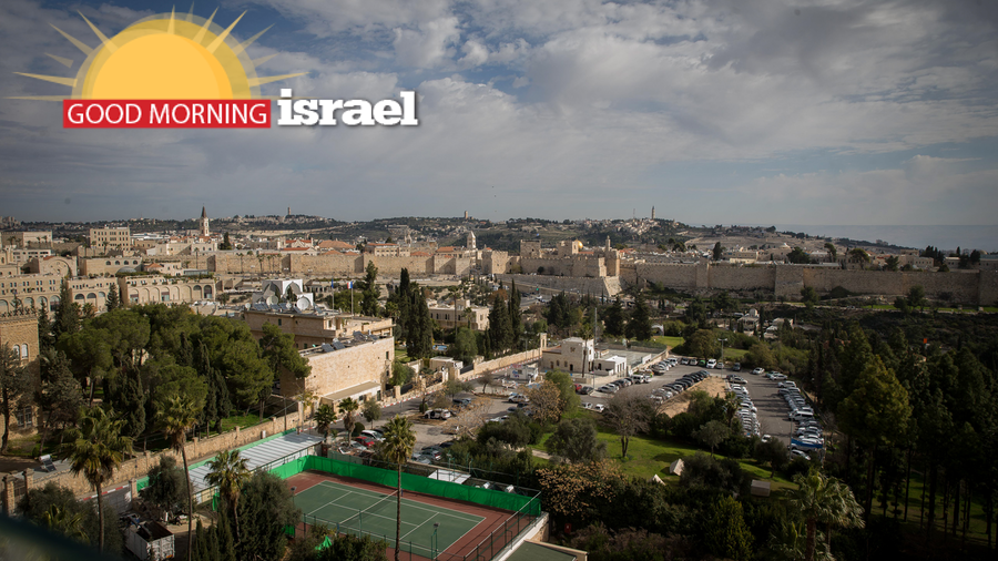 Israel welcomes kings of the nations.