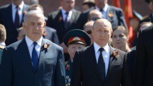 Vladimir Putin has a soft spot for Israel and the Jews.