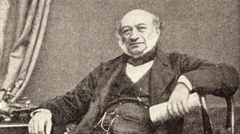 Messianic Jewish pioneer Ridley Herschell.