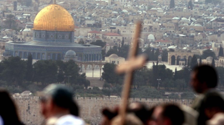 Christians promise violence in response to Trump Middle East peace plan.