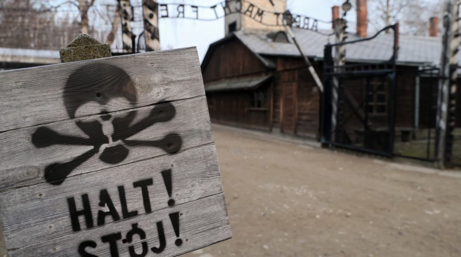 Arabs visiting Auschwitz signals hope for a more honest future.