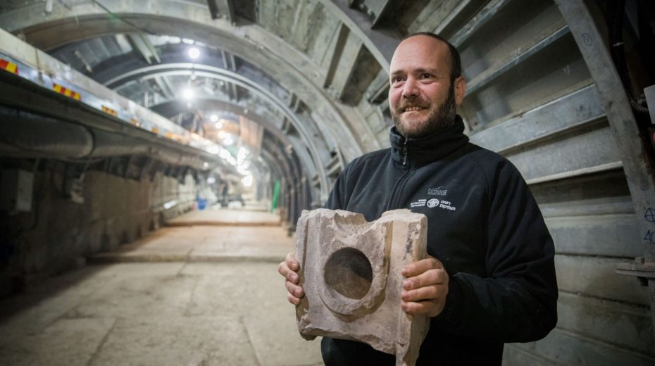 Archaeological find sheds light on capitalism in time of Jesus.