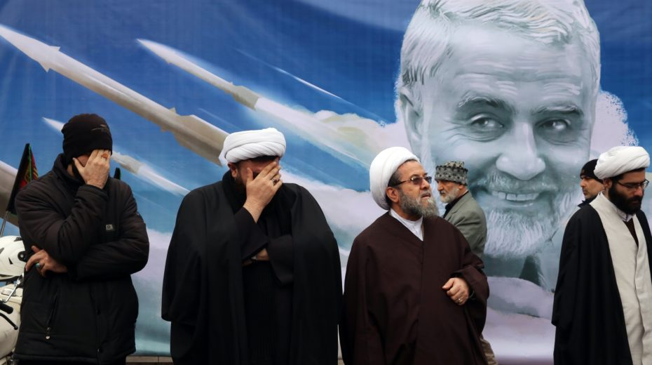 Soleimani's death as seen by Israel and the Palestinians