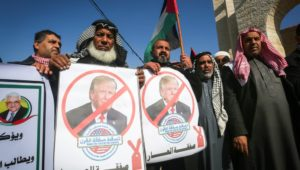Palestinians declare war over Trump Deal of the Century.