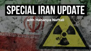 Special update on Iran nuclear threat.