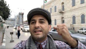 Palestinian Christian pastor urges prayer over Trump plan.