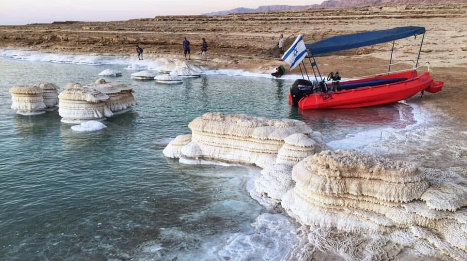 The Dead Sea is a natural wonder.