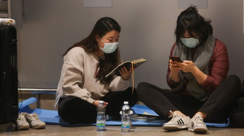Israel is now afraid of tourists from South Korea due to coronavirus.
