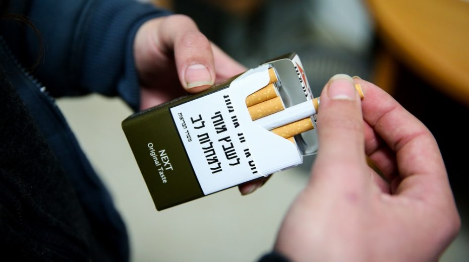 Smoking in Israel is a national pastime. New anti-tobacco laws have not been well-received.