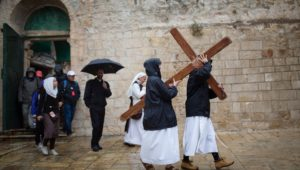 Christian tourism is taken seriously by Israel.