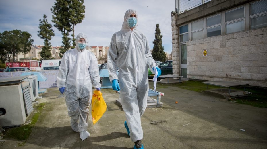 Coronavirus was no accident, says Israeli expert.