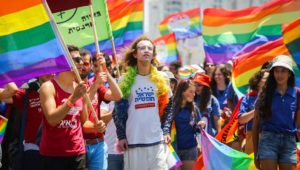 Homosexuality in Israel is the new norm.