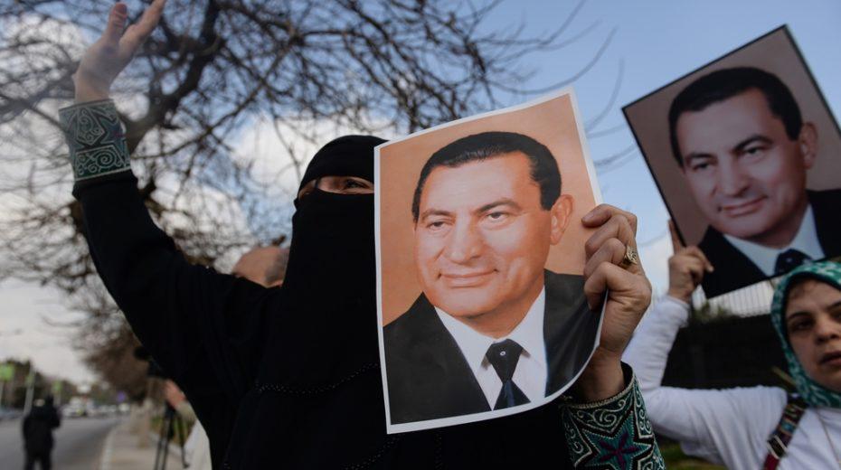 Israel mourns the death of Hosni Mubarak.