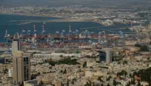 Haifa could become a jewel of the Middle East.