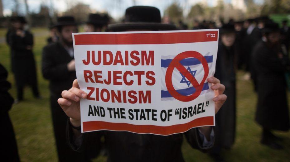 Iranian Jews say they hate Israel.