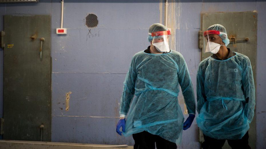 Arabs say Israel is behind the coronavirus.