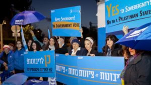 Will Israel go through with the annexation of the biblical heartland?