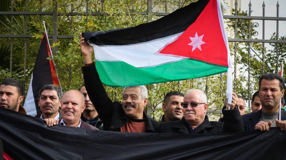 Peace between Jordan and Israel is mostly theoretical.