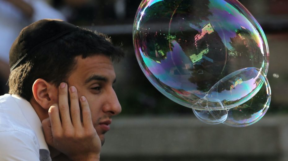 We all live in a bubble - Jews, Christians and Messianic Jews.
