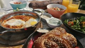 The best restaurants and cafes in the south of Israel.