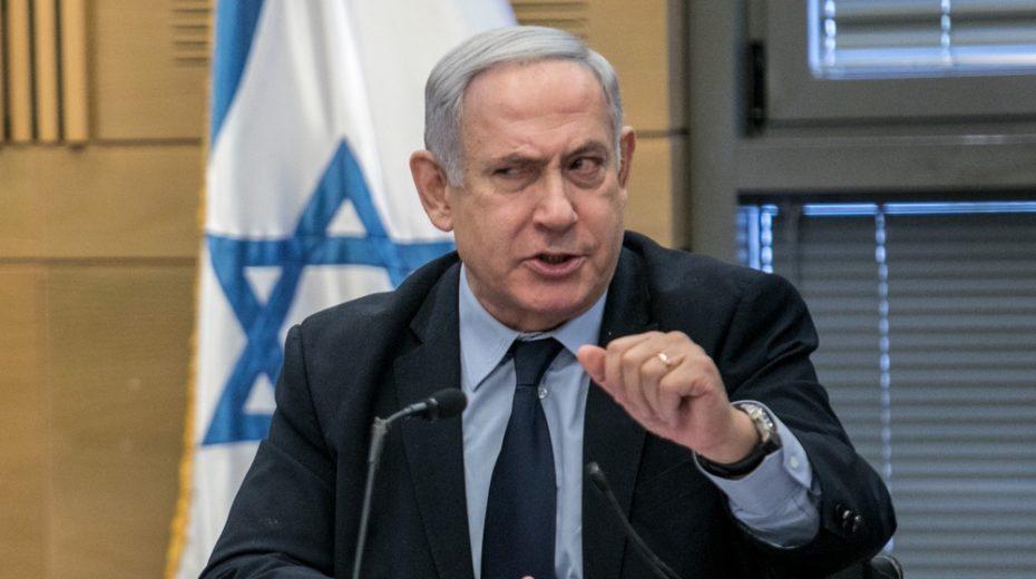 Netanyahu says Facebook is biased against him.
