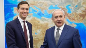 Jared Kushner has played into the hands of the Palestinians.
