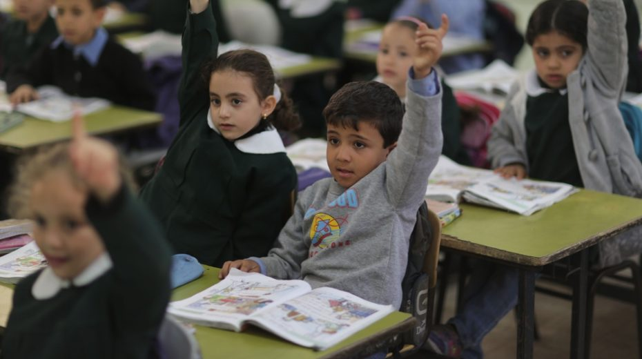 Palestinian textbooks remain a source of anti-Israel hatred.