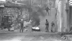 There won't be a third intifada.