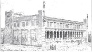 The Third Temple was very nearly built more than 100 years ago.