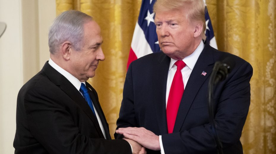 Try as it might, the world cannot advance the Israel-Palestinian peace process.