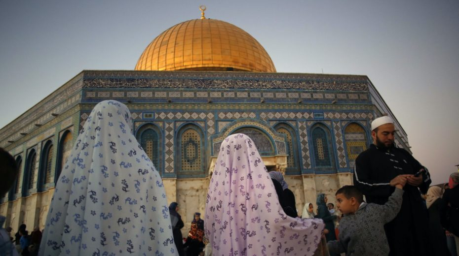 Islamists are using the coronavirus to smear Israel over the Temple Mount