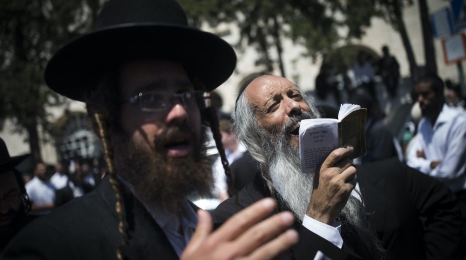 Messianic Jews in Israel often face harassment from ultra-Orthodox rabbis.