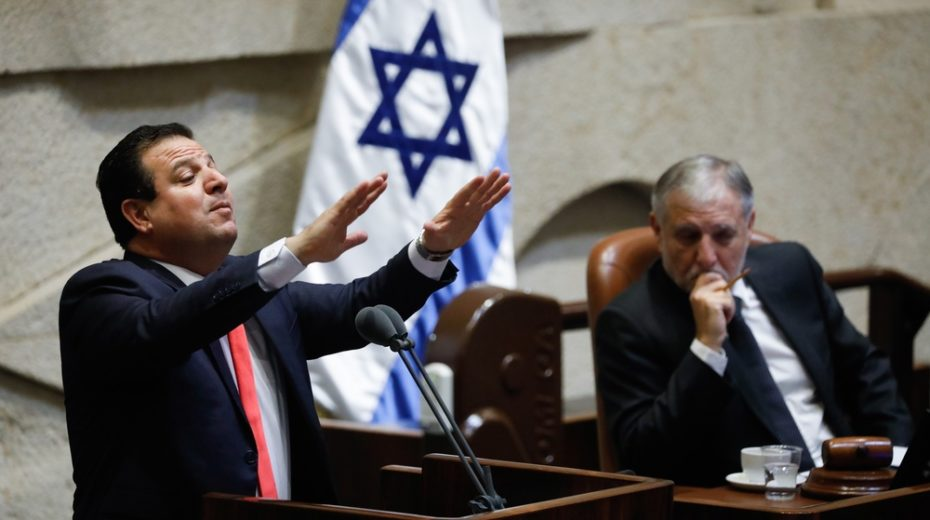 Joint Arab List chairman Aymen Odeh demands a steep price for backing left-wing government.