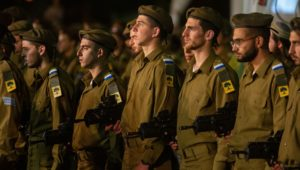 Israeli army service is a community affair, also for Messianic soldiers.