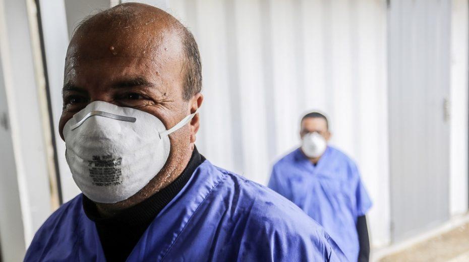 Coronavirus has reached the Gaza Strip.