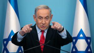 Israel declares war on coronavirus.