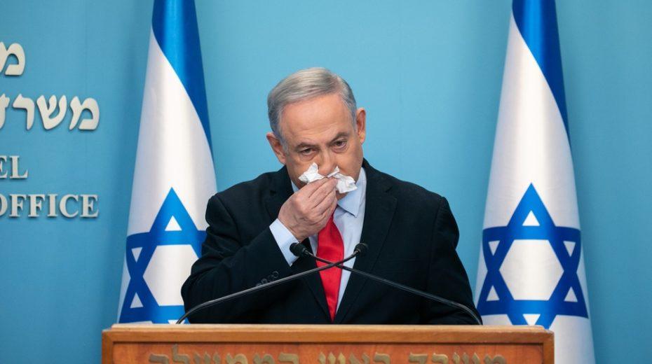 Coronavirus might force Israel to establish national unity government.