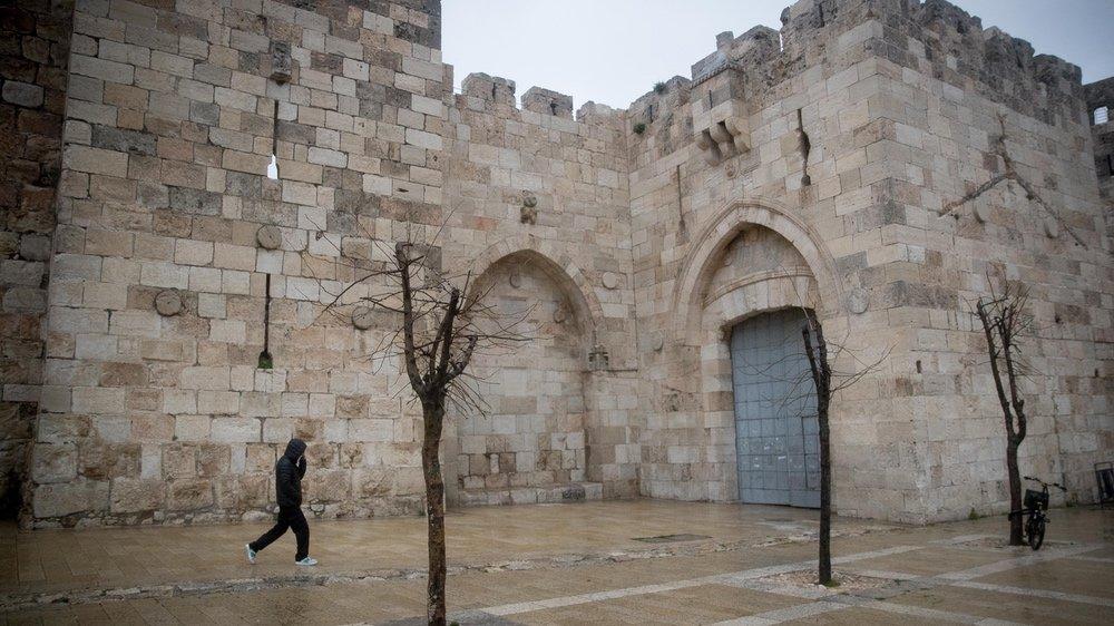Coronavirus has shut down Jerusalem.