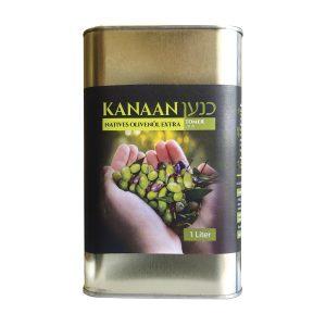 Kanaan olive oil Tomer