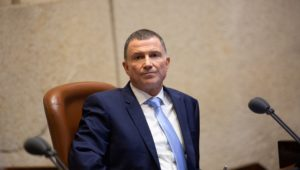 Yuli Edelstein dramatically resigns amid pressure from Supreme Court.
