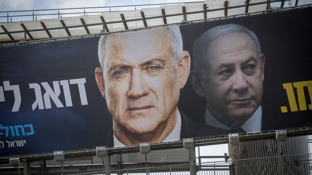 Netanyahu and Gantz must now work together after running bitter campaigns against one another
