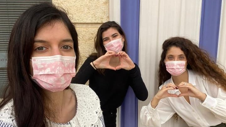 Israel sends messages of love to Arab world amid coronavirus crisis.