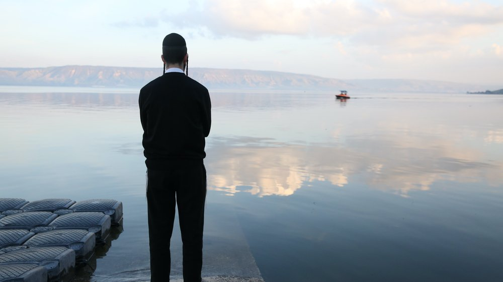 The Sea of Galilee is nearly full thanks to ongoing winter rainfall in Israel.