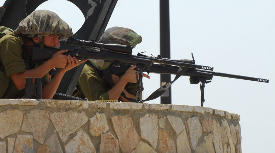 Israel is battling both coronavirus and increased terrorism.